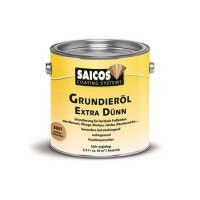 Масляная грунтовка для древесины Grundierol Extra Dunn