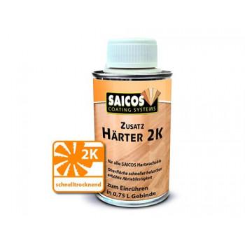 Добавка Harter 2K в масло-воск для ускорения высыхания