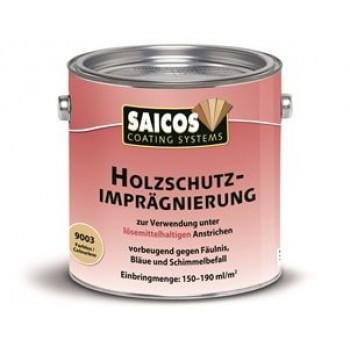 Защитная пропитка для древесины Holzschutz-Impragnierung