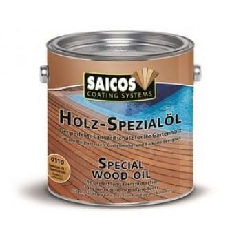 Масло для террас и садовой мебели Holz-Spezialöl